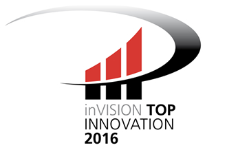 Gardasoft awarded inVISION Top Innovation 2016